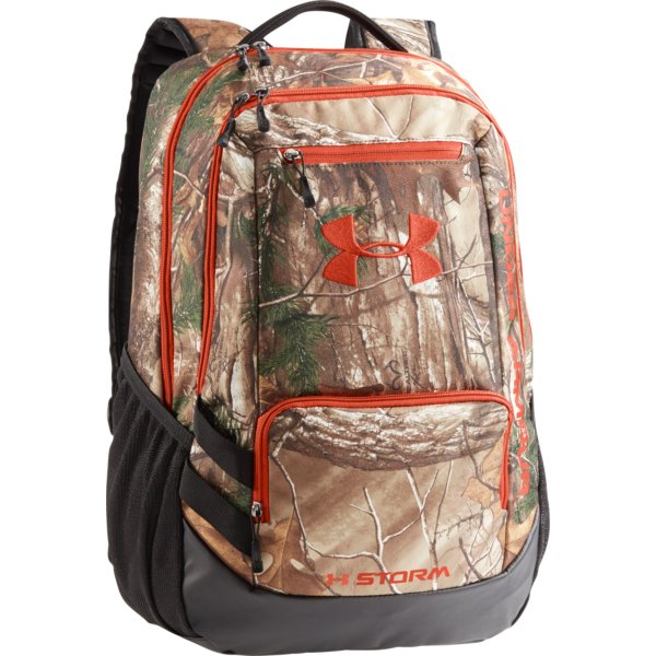 e82d4b9bde Buy UA Camo Hustle Backpack - Under Armour Online at Best price - WI