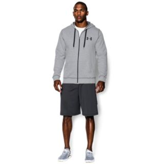 UA Rival Cotton Full Zip-Under Armour