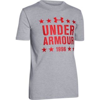 Boys Freedom 1996 Stars SS T-Under Armour