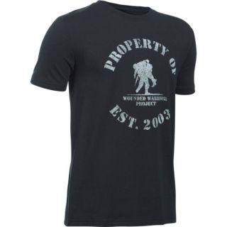 B's WWP Logo Tee-Under Armour