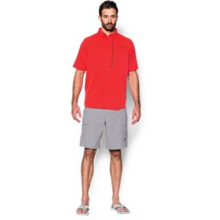 UA Armourvent Fishing Wvn SS-Under Armour