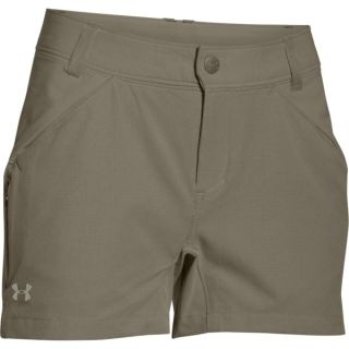 1271604 UA Armourvent Trail Short-
