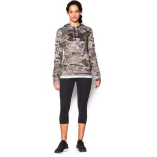 AF 2.0 Camo Big Logo Hoodie-Under Armour