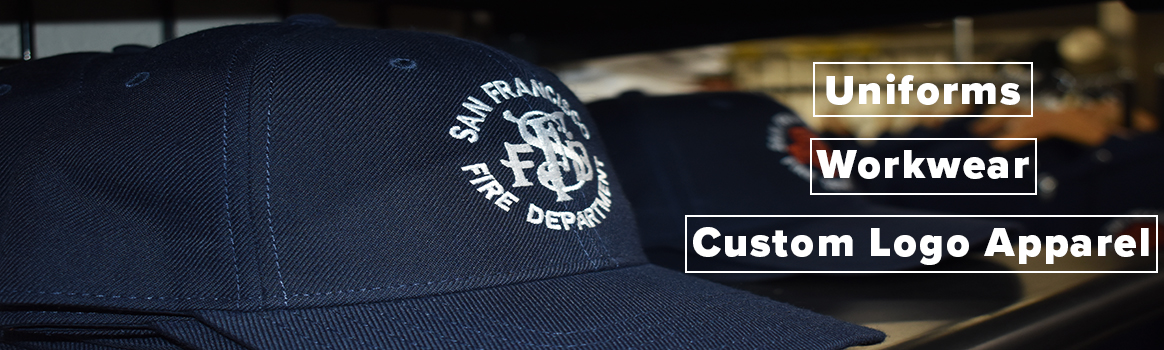 sffd cap uniforms workwear custom logo apparel