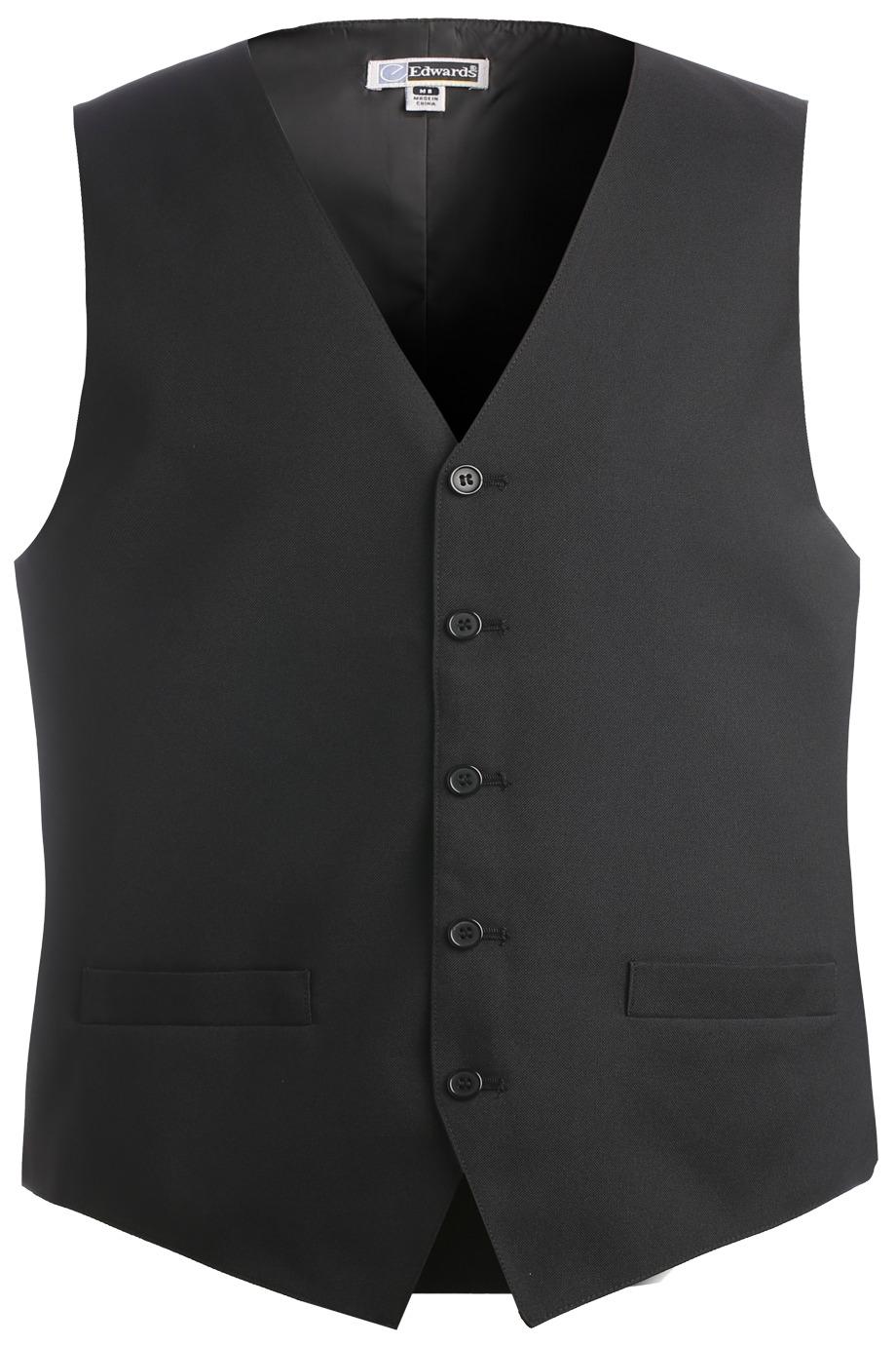 Server Vests and Jackets