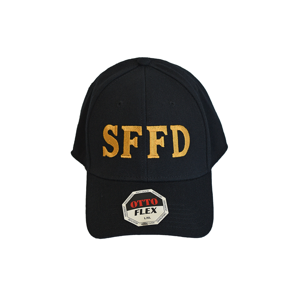 OTTO CAP SFFD SOLID-Banner