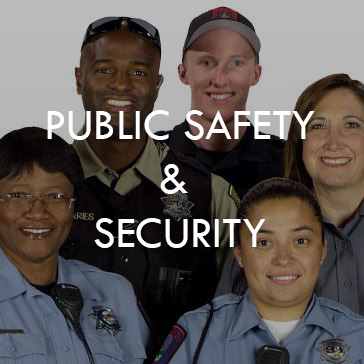 public safety security guard uniforms officer