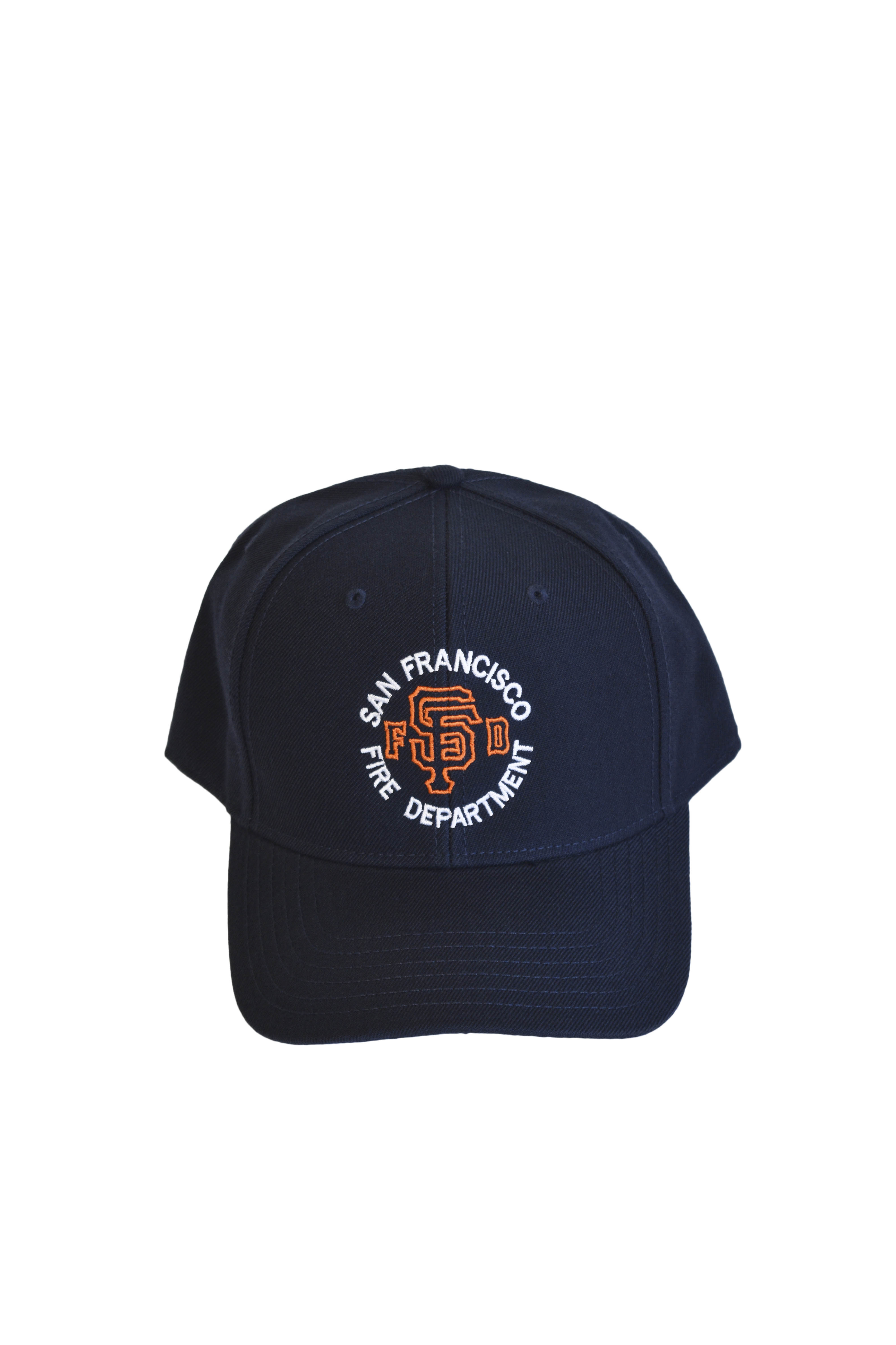 SFFD GIANTS CAP embroidery logo
