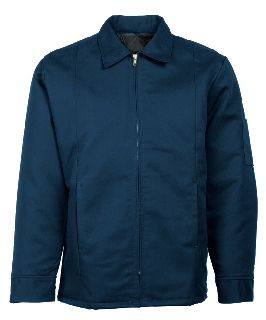Perma-Lined Panel-Front Work Jacket-Universal Overall