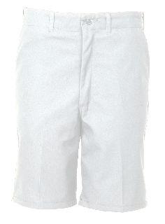 Plain Front Short-