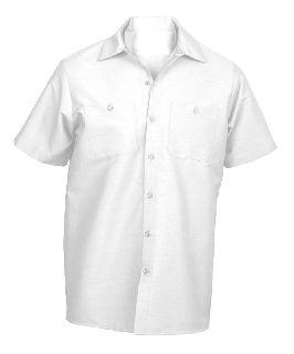 Industrial Work Shirt-Short Sleeve-Universal Overall