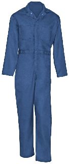 715 Cotton Coverall-Button Front-Universal Overall