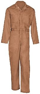 720 Cotton Coverall-Button Front-Universal Overall