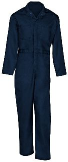 750 Cotton Coverall-Button Front-Universal Overall