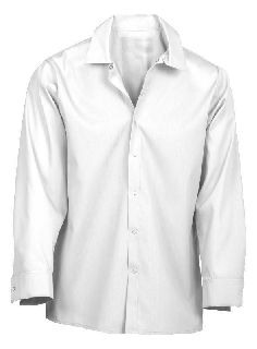 Specialized Wrinkle Resistant Cotton Work Shirt-Long Sleeve