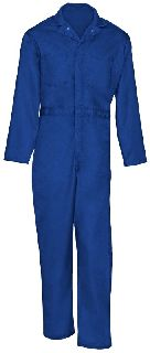 9717 Twill Action Back Coverall-