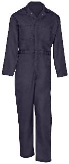9725 Twill Action Back Coverall-Universal Overall
