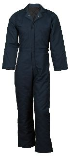 Insulated Twill Coverall-