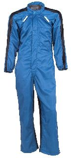 Chrysler Paint Room Coverall-Universal Overall