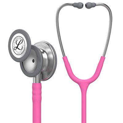Pink Littmann Classic Stethoscope by 3M