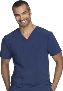 Man In Cherokee Scrubs