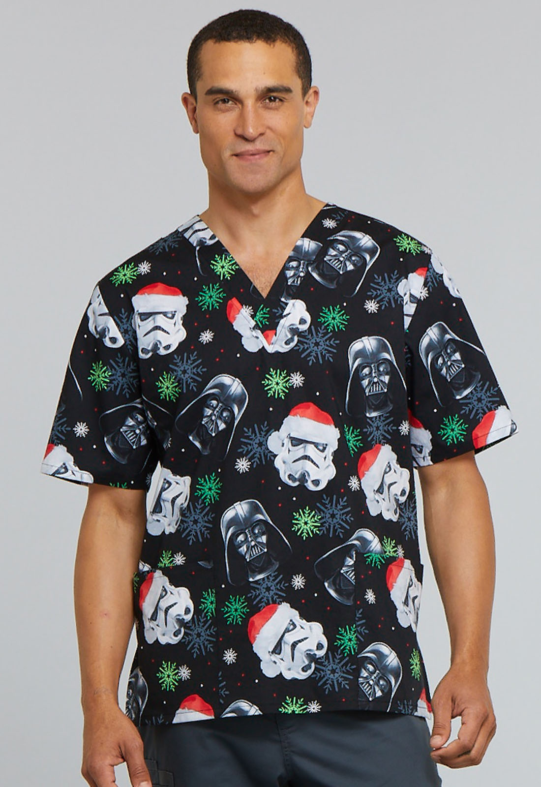 Unisex Star Wars Scrub Top