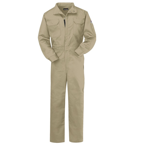 Womens Premium Coverall - EXCEL FR ComforTouch - 7 oz. WITH YOUR COMPANY LOGO