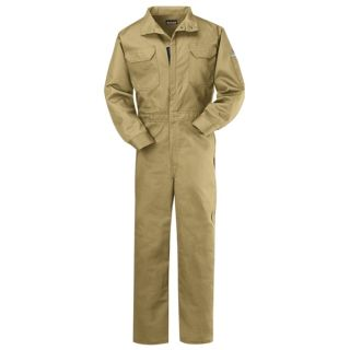 Bulwark® Industrial Bibs and Coveralls CNB3 Premium Coverall - Nomex IIIA - 4.5 oz.-Bulwark