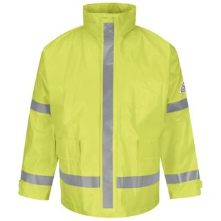 JXN6 Hi-Visibility Breathable Rainwear-