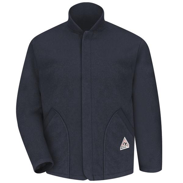 Fleece Sleeved Jacket Liner - Modacrylic blend-Bulwark®
