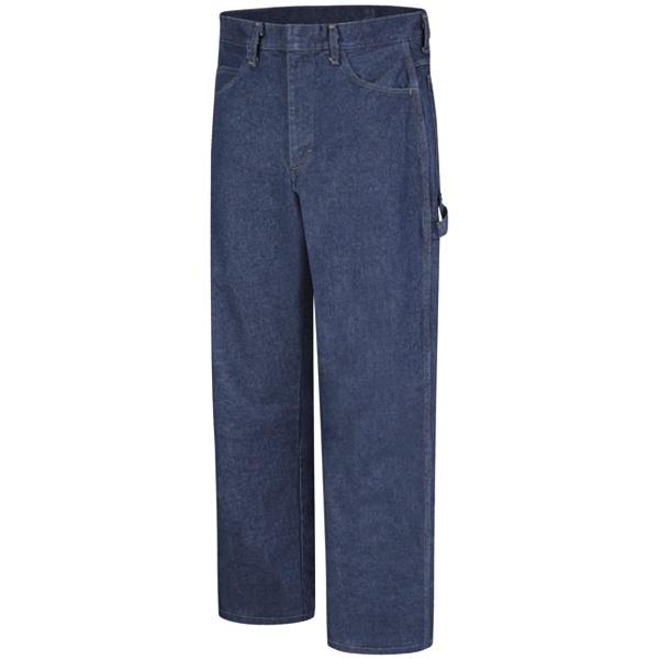 Pre-washed Denim Dungaree - EXCEL FR - 14.75 oz.-Bulwark®