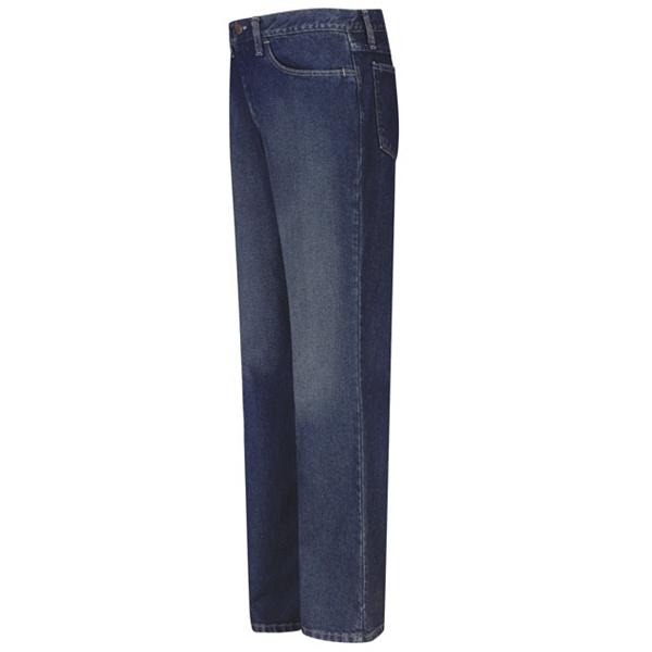 Men's Straight Fit Sanded Denim Jean - EXCEL FR - 12.5 oz.-Bulwark®