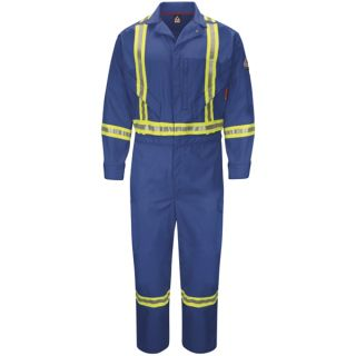 IQ Series Endurance Premium Coverall with CSA Compliant Reflective Trim-Bulwark®