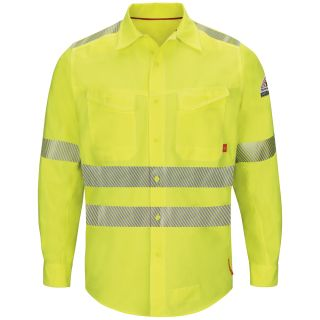 IQ Series Endurance Work Shirt - High Vis-