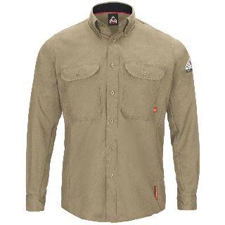 IQ Series Comfort Woven Mens Lightweight Shirt