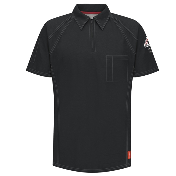IQ Short Sleeve Polo-