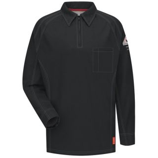 IQ Long Sleeve Polo-Bulwark�