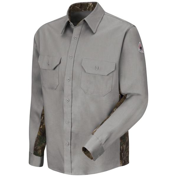 Camo Uniform Shirt - EXCEL FR ComforTouch - 6 oz.-Bulwark®