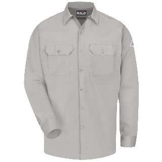 Mens Midweight Excel FR ComforTouch Work Shirt-