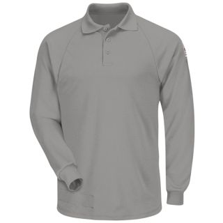 Classic Long Sleeve Polo - CoolTouch 2-Bulwark�