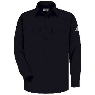 Mens Lightweight FR Uniform Shirt-Bulwark®