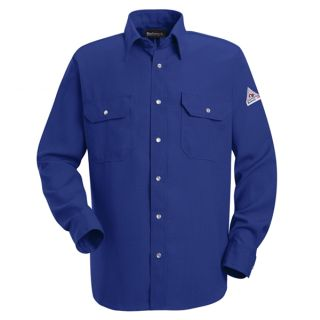 Snap-Front Uniform Shirt - Nomex IIIA - 4.5 oz.-
