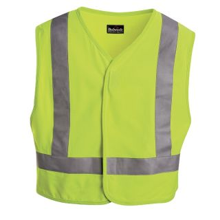 Bulwark® Industrial Accessories Hi-Visibility Flame-Resistant Safety Vest-Bulwark