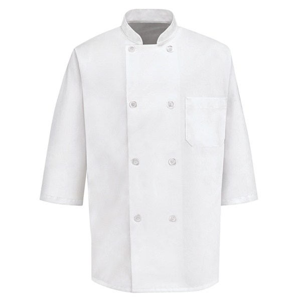 0404  Sleeve Chef Coat-Chef Designs