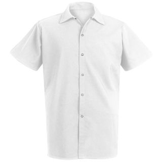 Spun Poly Long Cook Shirt-