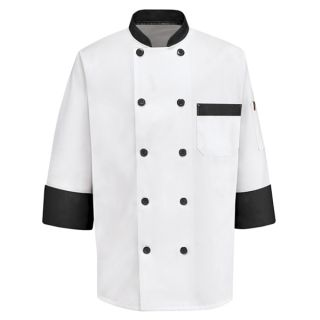 Garnish Chef Coat-Chef Designs