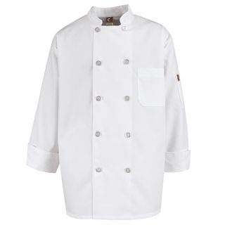 Vented Back Chef Coat-