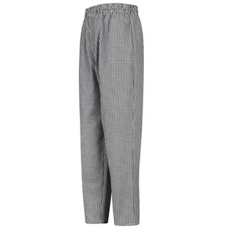 Baggy Chef Pant with Zipper Fly-