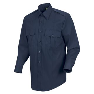 New Dimension Stretch Poplin Long Sleeve Shirt