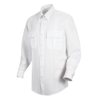 HS1116 New Dimension Stretch Poplin Long Sleeve Shirt-Horace Small®
